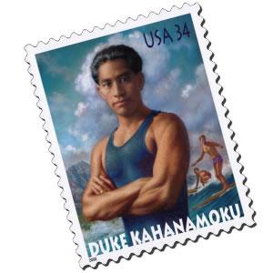 PHOTO: USA commemorative postage stamp
