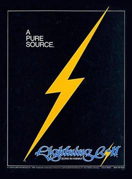 Lightning Bold branding