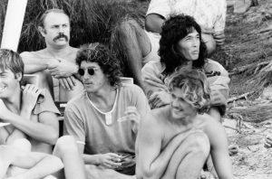 Dick Graham, Owl, David Nuuhiwa 70s