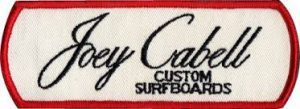 Joey Cabell patch