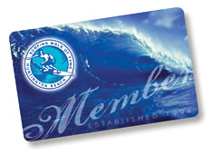 SWoF Membership Card