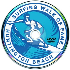 Surfing Walk of Fame DVD