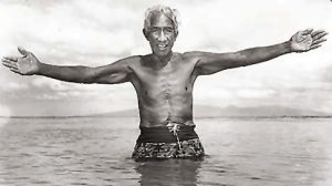 Duke Kahanamoku by John Titchen