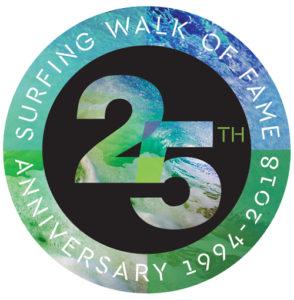SWoF 25th Anniversary logo