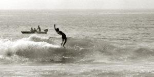 David Nuuhiwa at Huntington Beach Pier Contest