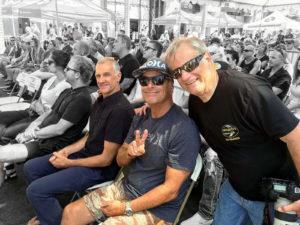 Barton Lynch, Bob Hurley & Bobbie Zee