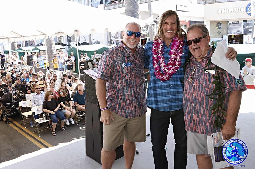 2021 Surfing Walk of Fame Board Induction Ceremony on Main St. in Huntington Beach, California on September 23rd, 2021 © 2021  Ron Lyon Photo